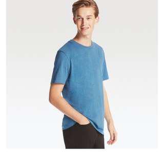 Uniqlo Supima Cotton Crew Neck T-Shirt (Mens)
