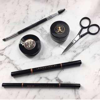 ANASTASIA BEVERLY HILLS ABH BROW PRODUCTS ✨ GOALS IN AN INSTANT