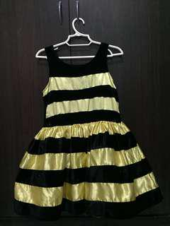 Lady bee costume