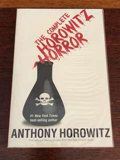 [UNOPENED] The Complete Horowitz Horror by Anthony Horowitz