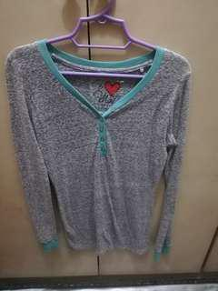 Mint Long Sleeves