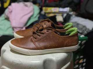 Authentic Lee Cooper Tan Shoes
