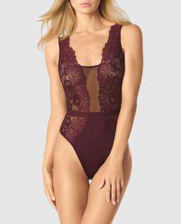 La Senza Unlined Lace Bodysuit