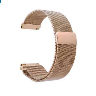 22mm Samsung Gear S3 Magnetic Milanese Strap