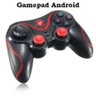 Wireless Bluetooth Gamepad Gaming Controller for Android Smart Phone/Tablet/TV BOX/TV