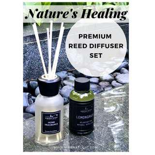 🚚 Premium Reed Diffuser. Reed Stick Aroma Diffuser.