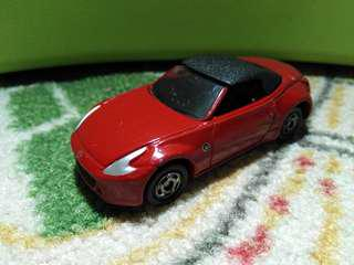 🚚 Tomica Nissan Fairlady Z Roadster
