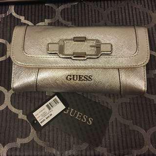 Guess sliver wallet