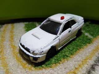 🚚 Tomica Subaru Impreza WRX Police