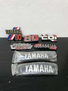 Vintage Yamaha emblem