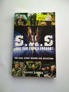 Book - S.A.S. Are You Tough Enough