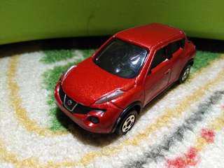 🚚 Tomica Nissan Juke