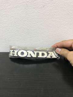 Vintage Honda cb175 tank emblem