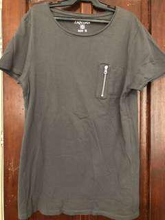 Terranova T-shirt Grey for men