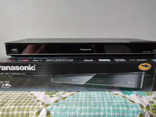 Panasonic 4k upscale bluray player