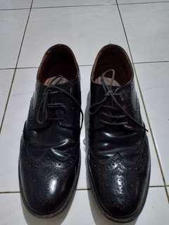 Ben Sherman Black Shoes