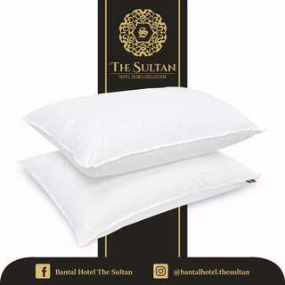 Bantal Hotel The Sultan : 2 for RM100 FREE POSTAGE