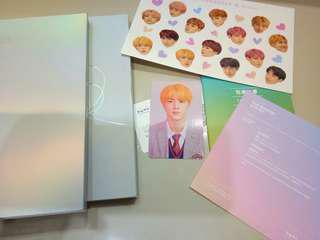 Bts love yourself answer 'L' (already stock)