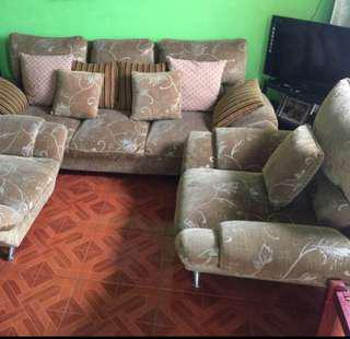 RUSH selling! Sala set sofa set