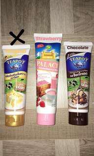 Teapot & Palace Milk Tube