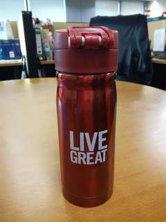 New thermal flask 450ml