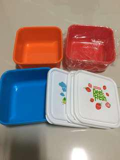 Lunch Box From Peel Fresh