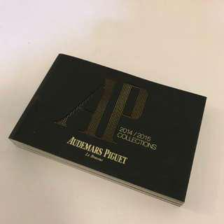 Audemars Piguet Collection 2014/2015 AP Handbook