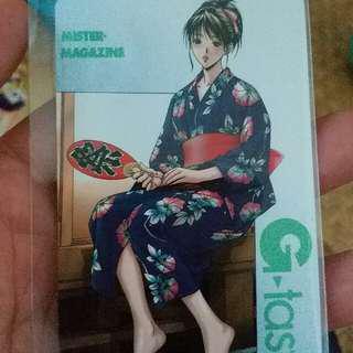 日本電話卡 G-taste   Ivancheung