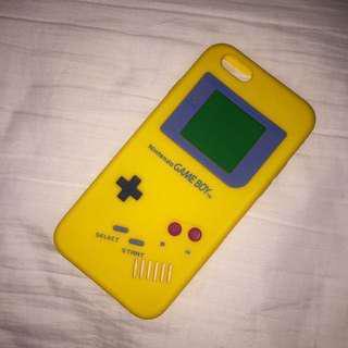 可贈Game Boy 手機軟殼 I6