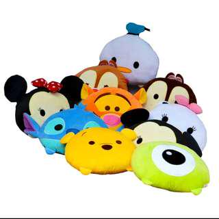 (po) tsum tsum cushion