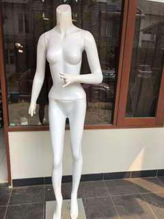 Patung Jualan Manekin Baju wanita