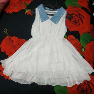 Mini dress korea