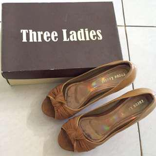 Heels Three Ladies