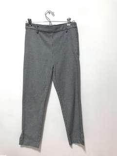 H&M houndstooth pants