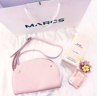 Marcs Pink Bag *JUST THE BAG*