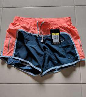 BNWT: Nike 2-in-1 dri-fit sports shorts (with inner tights)