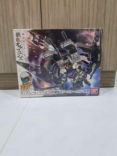 IBO HG 1/144 Gundam Barbatos & Long Distance Transport Booster Kutan Type-III