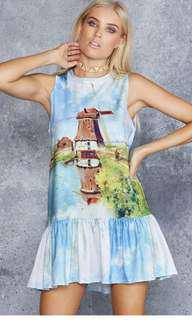 Windmill Friller Dress