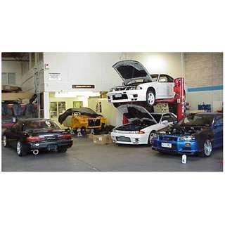 Business for Sale - Auto repair shop specializing in the repair and maintenance of European Cars