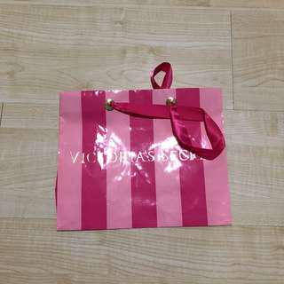 Paperbag victoria secret kecil