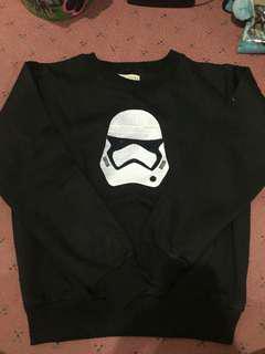 #MauiPhoneX Sweater Star Wars