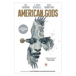 🚚 American Gods Volume 1: Shadows (Graphic Novel)