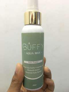 Buffy Aqua Max Baby Powder