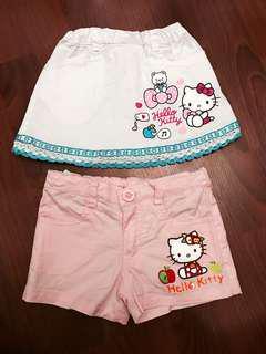 Sanrio Hello Kitty Shorts/Skirt