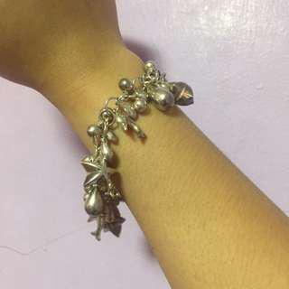 Silver bracelet from dubai