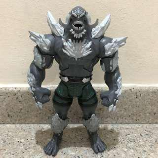 DC Comics Multiverse New 52 Doomsday CnC (Universe Classics DCUC Unlimited Direct Collectibles Justice League Superman Batman Wonder Woman Marvel Legends BAF Select)