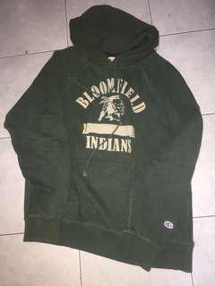 Hoodie Champion Size L//good condition