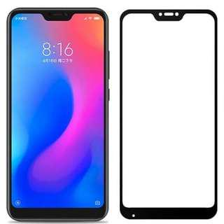 🚚 ( Xiaomi A2 ) 'Mobilelite Smoothie' Tempered Glass Full Glue