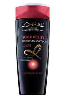 Loreal Triple Resist Reinforcing Shampoo
