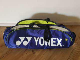 Yonex Badminton Pro Tour Bag (Brand New)